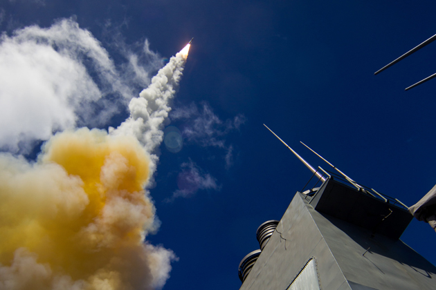 Raytheon, Navy Put Tomahawk Block IV Cruise Missile Through 2 Flight Tests