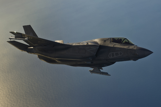 United Kingdom to Acquire New ASRAAM Variant for F-35B Fighters